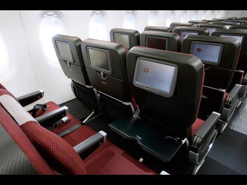 [QF30 HKG-MEL] Qantas ECONOMY CLASS Hong Kong to Melbourne on B747-400ER (Olympics livery)