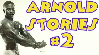 Arnold Schwarzenegger Stories #2 - Leroy Colbert