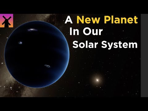 How You Can Name the New Planet In Our Solar System (if it's real)
