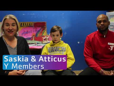 YMCA Sports Build Character