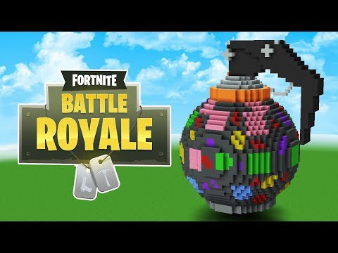 FORTNITE! - Minecraft Building YOUR Comments!