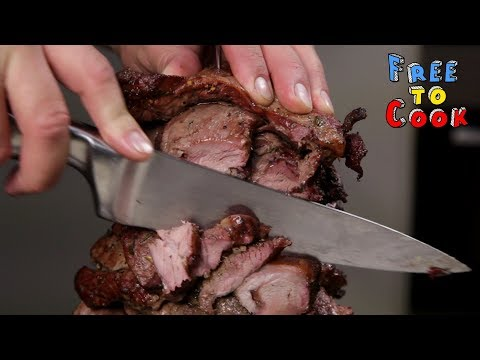 How to cook a Lamb Gyros