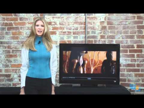 Vizio E321VL Video Review - 10Rate, LCD TV Buying Guide E371VL