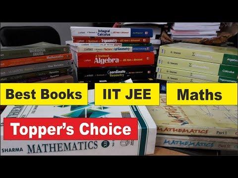 Best Books for IIT JEE Maths | IIT Maths | IIT JEE Maths |