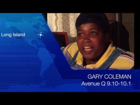 Interview with Gary Coleman at The Noel S. Ruiz Theatre