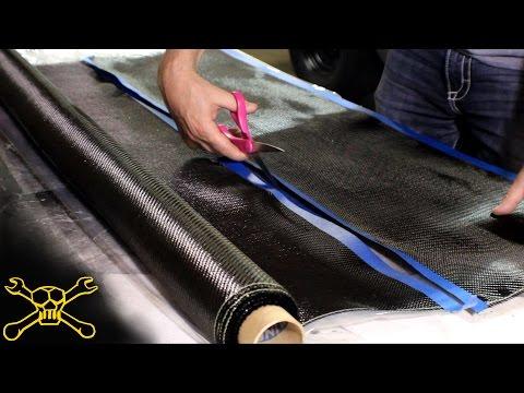 Carbon Fiber Quick Tip | Making Carbon Fiber