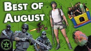 Best of Achievement Hunter - August 2017
