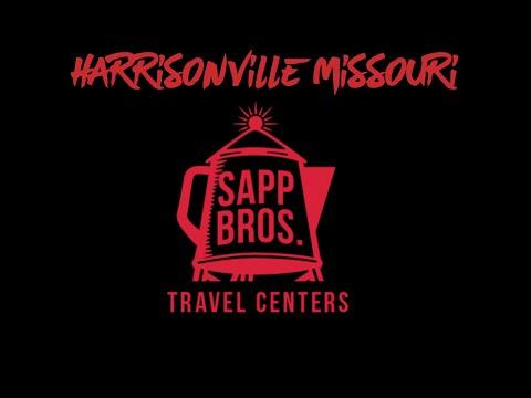 Sapp Bros. Travel Centers  | Harrisonville Missouri