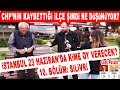 Download  CHP'nin Kaybettiği Silivri Bu Kez Kime Oy Verecek? İstanbul Seçim Anketi 10. Bölüm: Silivri MP3,3GP,MP4