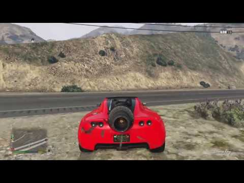 Losing my Coil Rocket Voltic on GTA 5