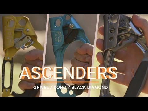 Comparing 3 Of The Best Climbing Ascenders On The Market | Climbing Adventures In Sicily