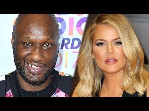 Lamar Odom Trying To WIN BACK Khloe Kardashian Amidst Tristan Thompson Cheating Scandal!