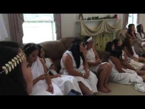 Girls toga fellowship