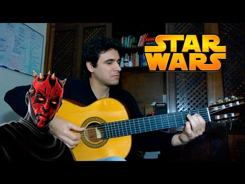 Duel of the Fates (Star Wars) - Fingerstyle Guitar (Marcos Kaiser) #8