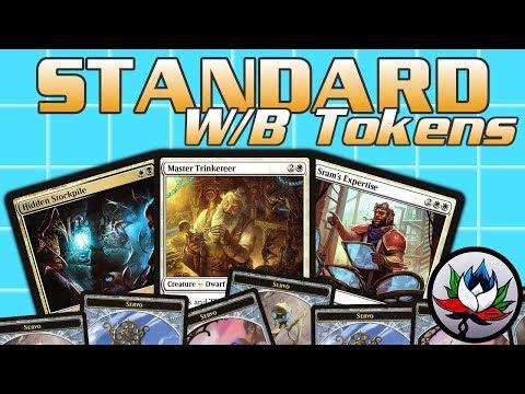 MTG – W/B Tokens Standard Deck Tech for Magic: The Gathering – Ixalan!