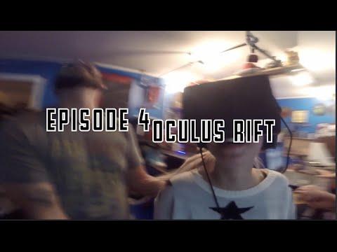 Oculus Rift and Virtual Reality World 2 - DRT4