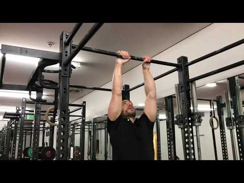 Handstand line tip