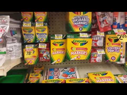 227's™ YouTube Chili' Boise State (Albertsons Groceries and Stadium) Crayola Markers! NBA Mix!