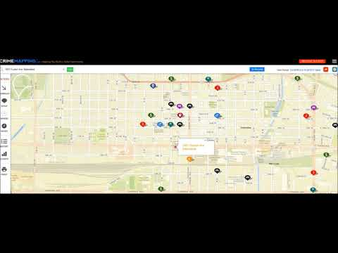 Overview - www.crimemapping.com