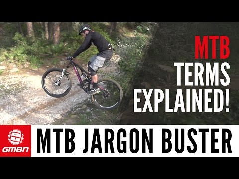 Mountain Bike Jargon Buster - MTB Terms Explained