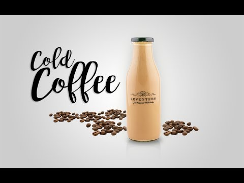 Keventers  style cold coffee in 2 mins / कौलड कौफी