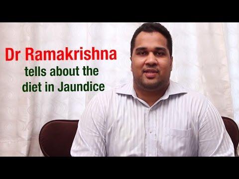 Dr Ramakrishna tells about the diet in Jaundice | Online Health Tips