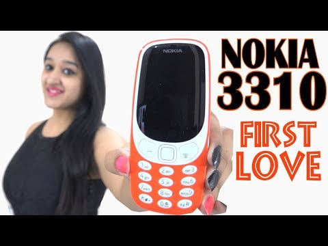 Nokia 3310 - Unboxing & Overview- In Hindi