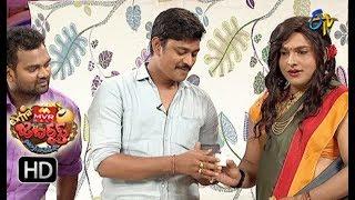 Sudigaali Sudheer Performance   Extra Jabardasth   17th August 2018   ETV Telugu