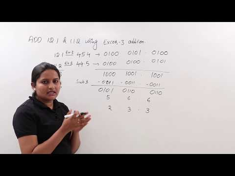 Excess-3 Addition Example