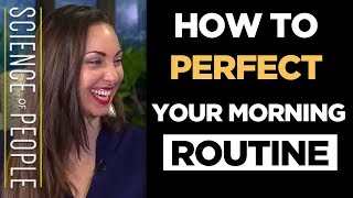 How to Perfect Your Morning Routine [2018]