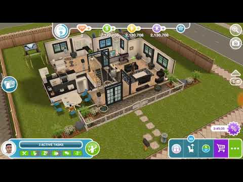 BUILD THE CHILDREN'S STORE - the Sims freeplay 😸