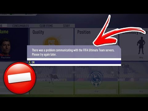 FIFA 18 HOW TO GET UNBANNED FROM THE TRANSFER MARKET ⛔️