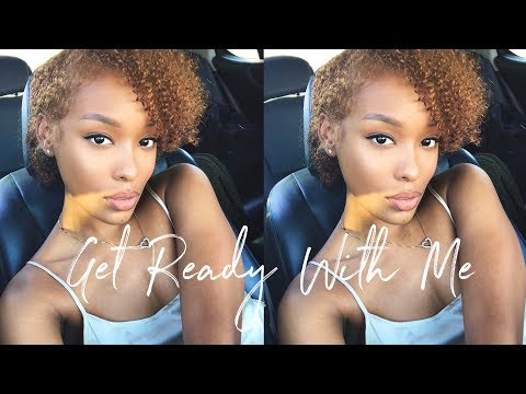 GRWM | Neutral makeup and Outfit | FabulousBre