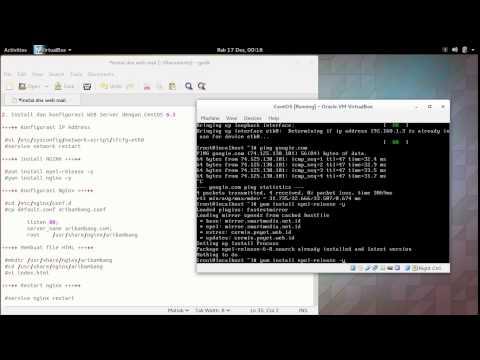 Install and Configure DNS Server (FreeBSD 10), WEB Server (CentOS 6.5), Mail Server (Ubuntu 14.04)