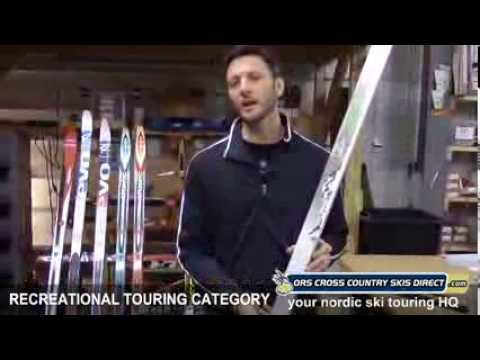 Recreational Touring Nordic Skis (Boots etc.) Category Review / ORS Cross Country Skis Direct