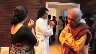 Vishwaroopam Kathak Song Making