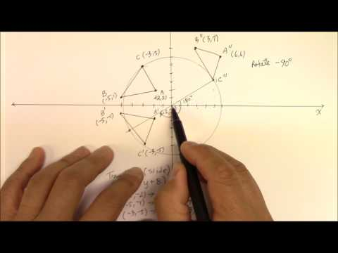 IH 004  Transformation:  Rotation