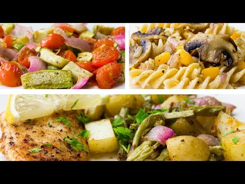 3 Healthy Dinner Recipes For Weight Loss | Healthy Dinner Ideas