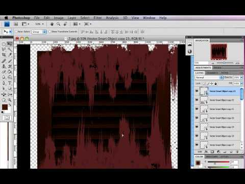 How to Create a Rusty Texture in Photoshop    Screencast   Psdtuts+