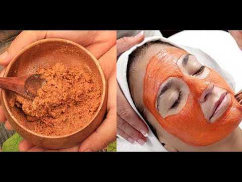 FACE AND BODY LIGHTENING WITH RED LENTIL FACE PACK