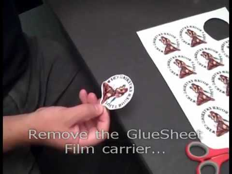 How to create Temporary Tattoo with TheMagicTouch® Tattoo2 1 Transfer Paper