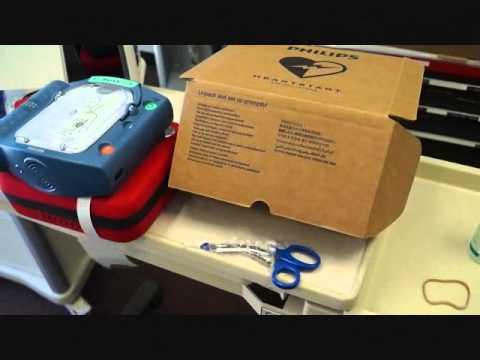 Defibrillator for Sale Philips Heartstart OnSite Defibrillator