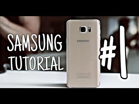 Samsung Tutorial # 1: Samsung Copy and paste Tutorial