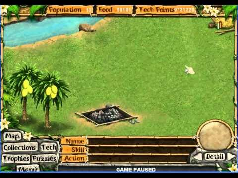 Virtual Villagers 4 - Puzzle 7 (Fire Pit) Guide - /w Commentary