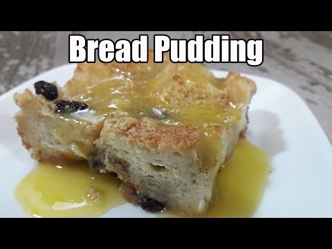 Bread Pudding Recipe   Episode 372