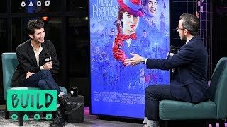 Ben Whishaw Talks His Role In Disney
