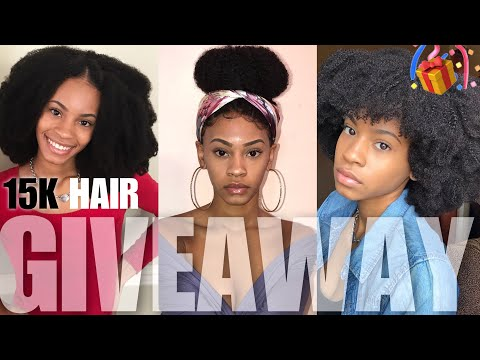 15K HerGivenHair Giveaway! (CLOSED)