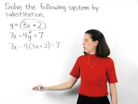 Solving Algebra Problems | MathHelp.com