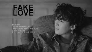 Download fake love.mp4 Video