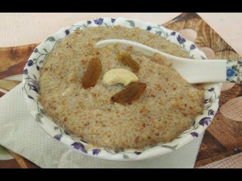 स्वादिष्ट दलिया कैसे बनाये | dalia- how to make daliya recipe in hindi | meetha daliya